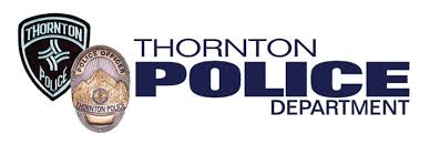 Thornton Police Department badge